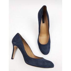 Ann Taylor Round Toe Stiletto Heels